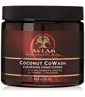 As I Am Coconut CoWash Cleansing Conditioner 454gr