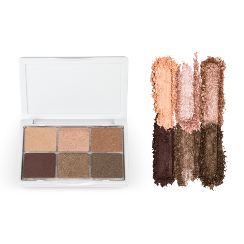 Andreia Eyes I CAN SEE YOU - Eyeshadow Palette 01 THE NUDES