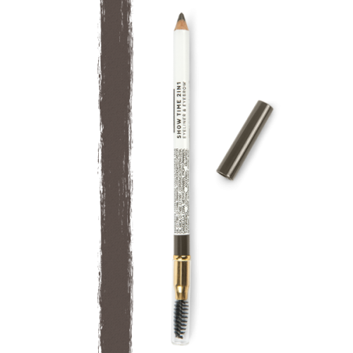 Andreia Eyes SHOW TIME - Eyeliner 2 in 1 - 01 Brown