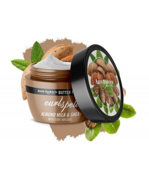 Aunt Jackie's Butter Fusions Curl Spell Masque 8oz.