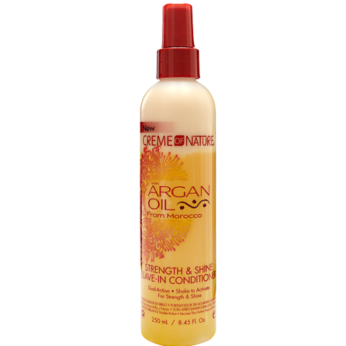 Creme of Nature Argan Oil Strength and Shine Leave-in 250ml Haskell Promoção CREME OF NATURE