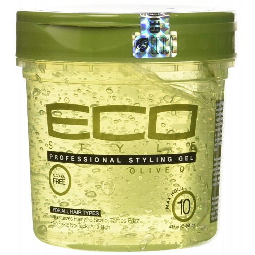 Eco Styler Olive Oil Gel 473ml-ECO STYLE