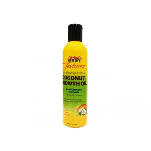 Africa's Best Textures Coconut Growth Oil 237ml