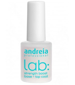 Andreia Lab Strenght Boost Base + Top Coat Fortificante 10,5ml