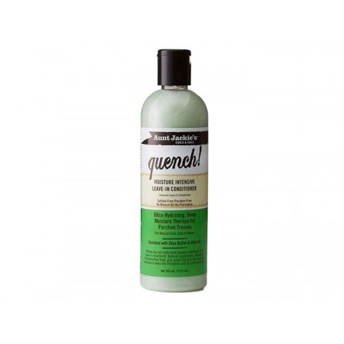 Aunt Jackie's Quench Moisture Leave-In Conditioner 335ml