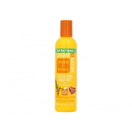 C.N. Lemongrass & Rosemary Leave-In Creme Conditioner 8.45oz