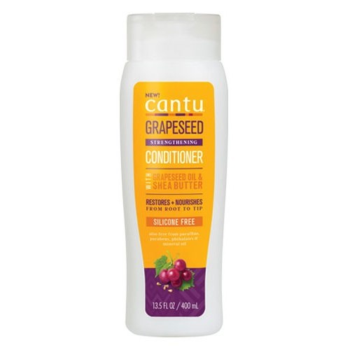 Cantu Grapeseed Strengthening Sulfate Free Conditioner 13.5oz.