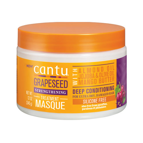 Cantu Grapeseed Strengthening Treatment Masque 12oz.