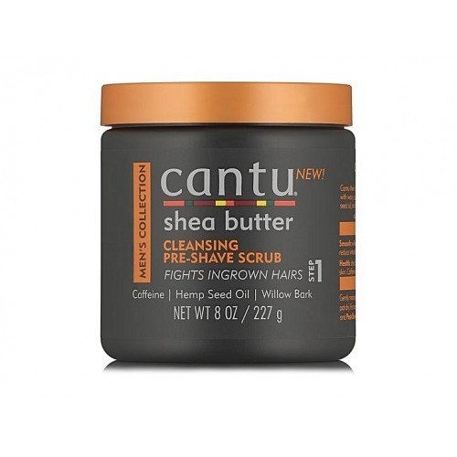 Cantu Mens Cleansing Pre-Shave 227g