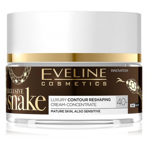 Eveline Cosmetics Exclusive Snake Day and Night Cream 40+ 50ml