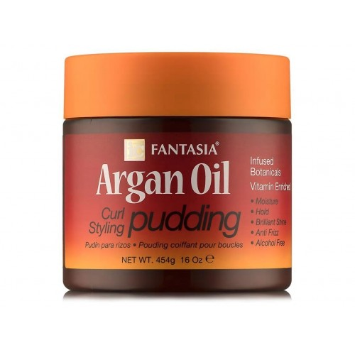 IC Argan Oil Curl Styling Pudding