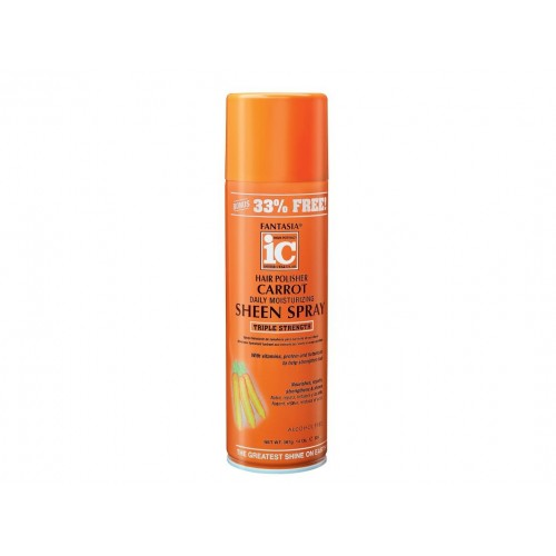 IC Carrot Growth Daily M. Sheen Spray 14oz