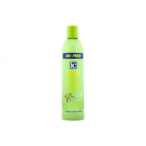 IC Olive Leave In Nutritional Hair & Scalp Treat. 12oz