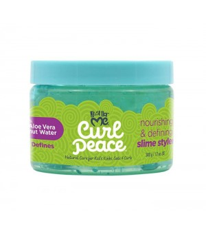 Just For Me Curl Peace Nourishing & Defining Slime Styler 12oz.