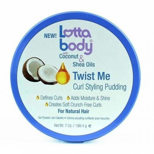 Lottabody Twist Me Curl Styling Pudding 7oz