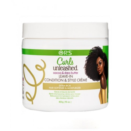 ORS Curls Unleashed Leave-In Conditioning Creme 16oz.