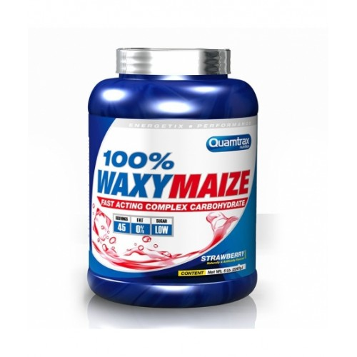 Quamtrax 100% Waxy Maize Strawberry 2267g