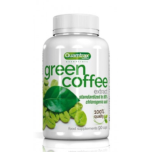 Quamtrax Essentials Green Coffe Extract 90 Caps