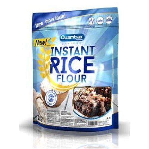 Quamtrax Gourmet Instant Rice Flour Brownie 2kg