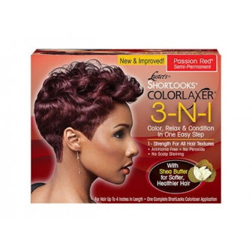 Short Colorlaxer 3-N-1Red 592