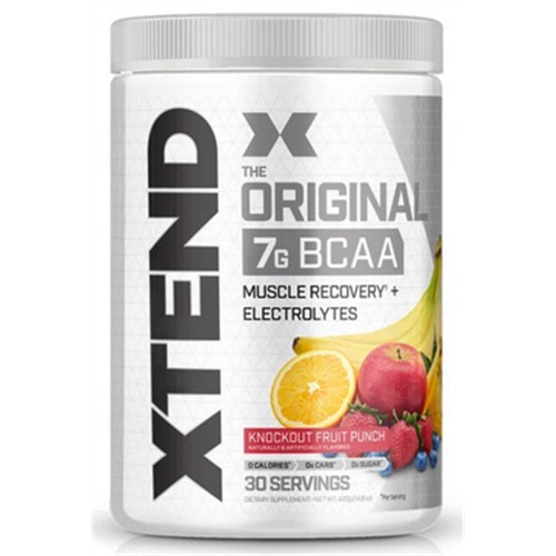 Xtend Knockout Fruit Punch 30 Servings 420g
