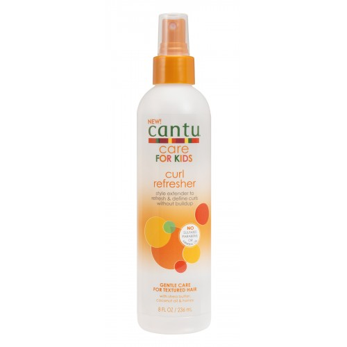 Cantu Care For Kids Curl Refresher 236ml